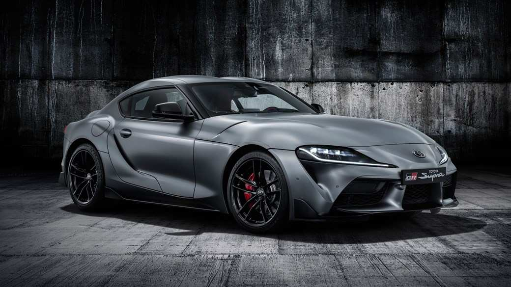 43 New 2019 Toyota Supra Manual Performance And New Engine