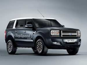 43 New 2020 Ford Bronco Auto Show Redesign