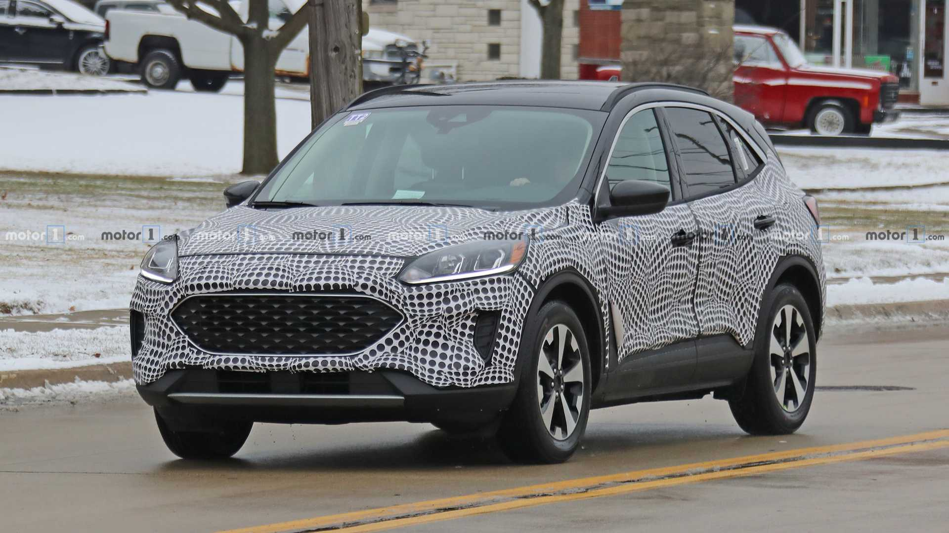 43 New 2020 Ford Crossover Rumors