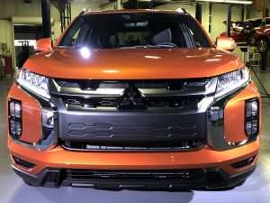 43 New 2020 Mitsubishi Vehicles History