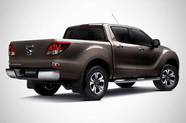 43 New All New Mazda Bt 50 2020 Release Date And Concept