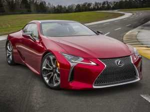 43 New Lc Lexus 2019 Overview