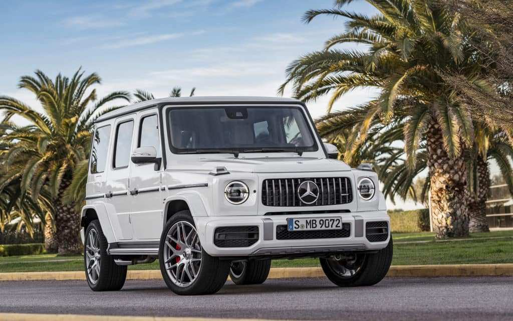 43 New Mercedes 2019 G Wagon Photos