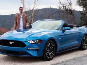 43 The 2019 Ford Gt Mustang Model