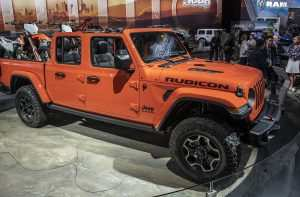 43 The 2020 Jeep Gladiator Dimensions Release Date