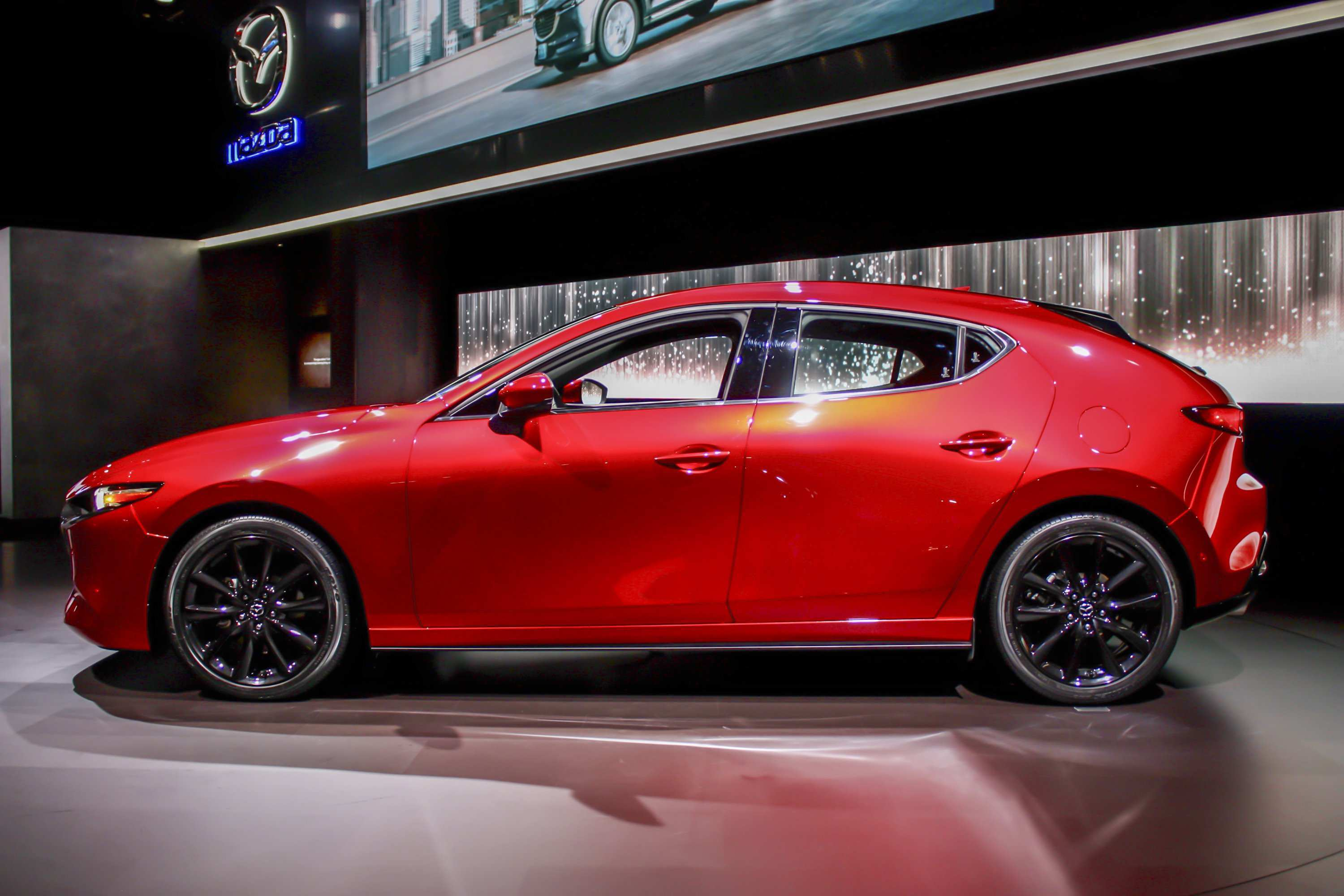 43 The 2020 Mazda 3 Images History
