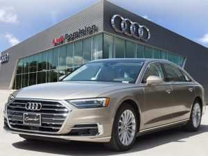 43 The Audi A8 2019 Style