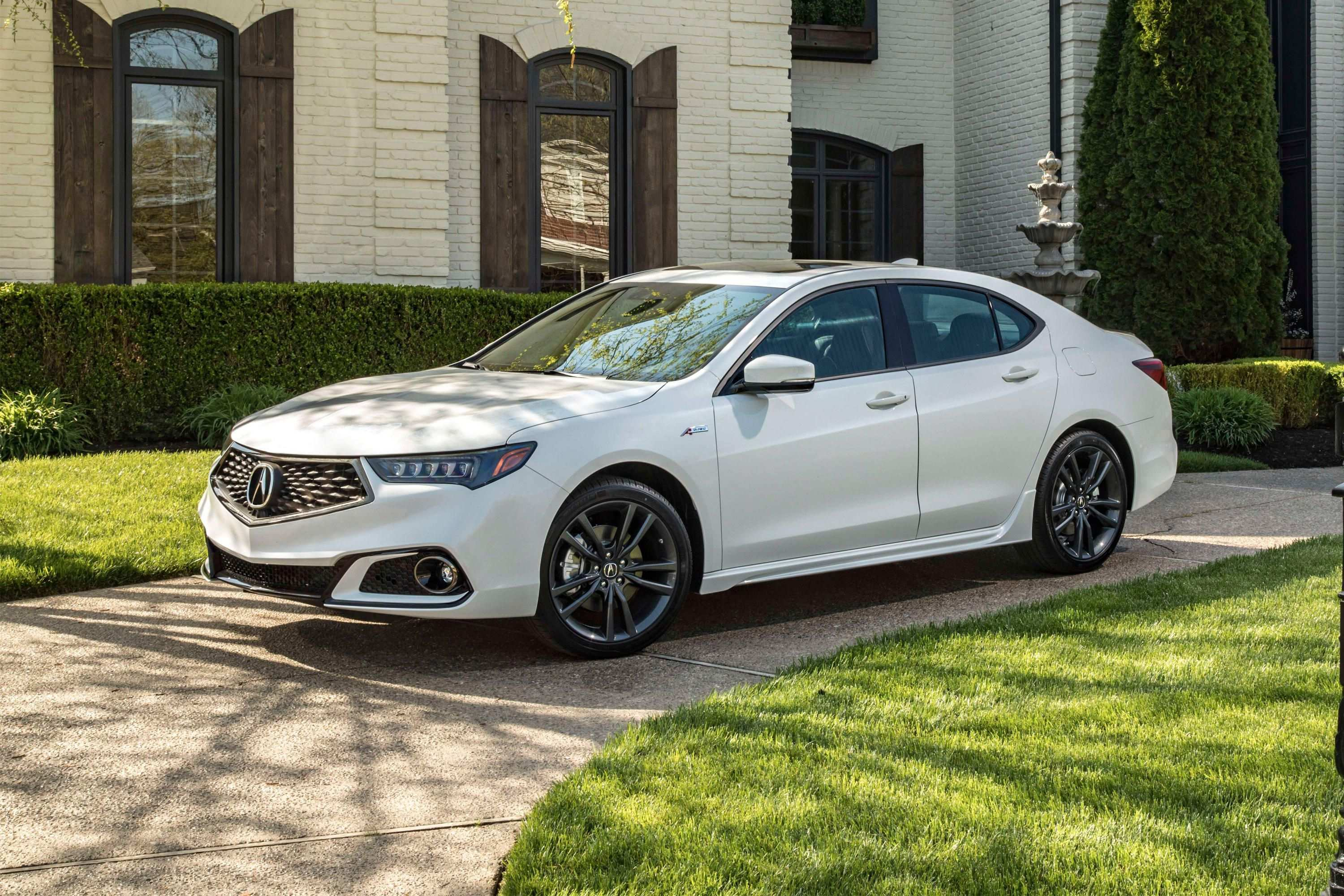 43 The Best 2019 Acura Tlx Performance And New Engine