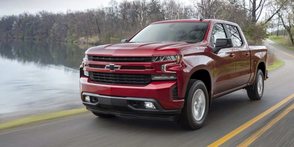 43 The Best 2019 Chevrolet Pickup Release Date And Concept
