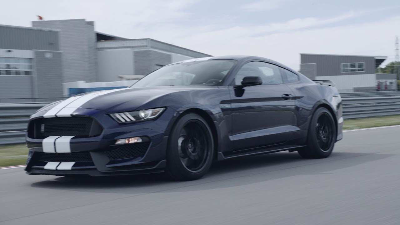 43 The Best 2019 Ford Mustang Gt350 Price Design And Review