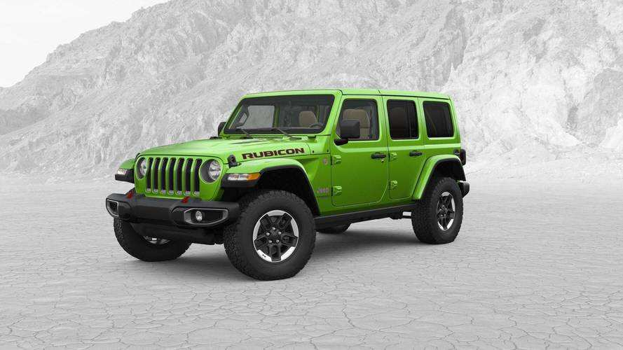 43 The Best 2019 Jeep Build And Price Performance