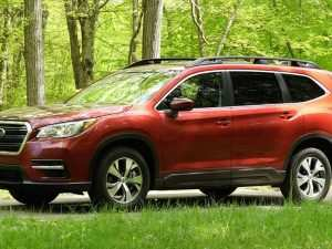 43 The Best 2019 Subaru Ascent News Prices