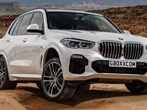 43 The Best 2020 Bmw Pickup Truck First Drive