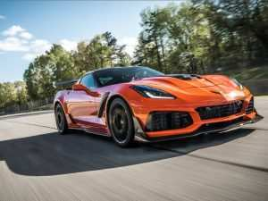 43 The Best 2020 Chevrolet Corvette Zora Zr1 Speed Test