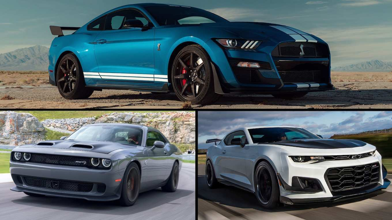 43 The Best 2020 Mustang Gt500 Vs Dodge Demon History