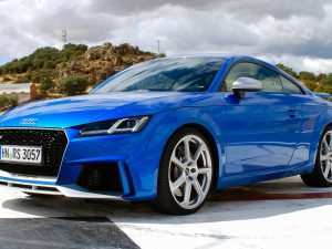43 The Best Audi Tt Rs 2020 Concept
