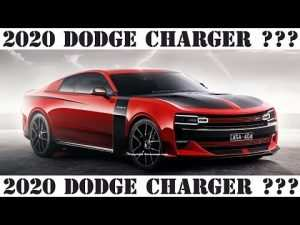 43 The Best New Dodge Charger 2020 Rumors