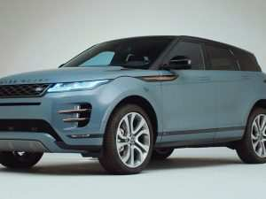 New Land Rover Range Rover 2019