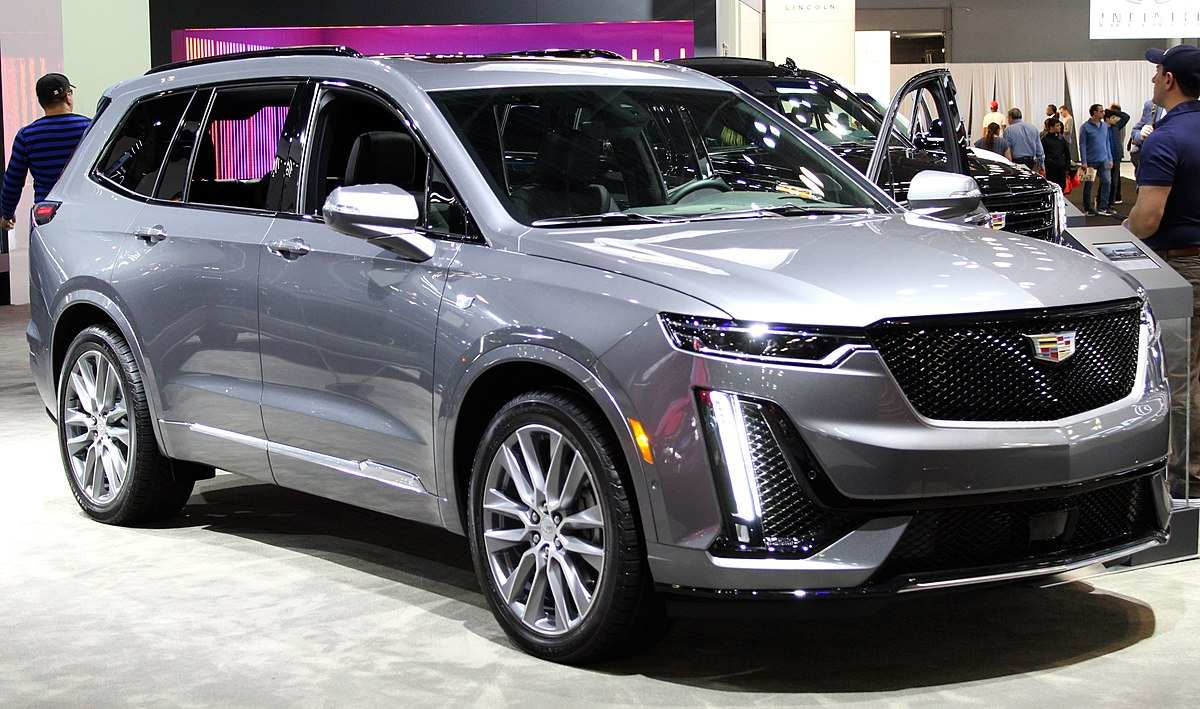 43 The Cadillac New Suv 2020 Redesign and Review