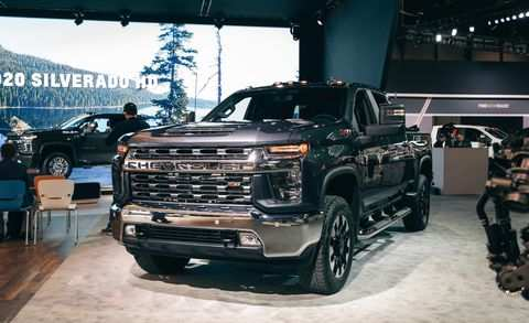 43 The Chevrolet New Trucks 2020 Price And Release Date