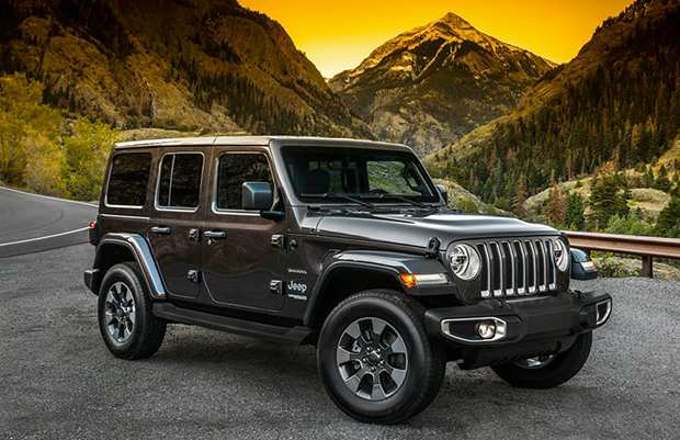 43 The Electric Jeep Wrangler 2020 Performance