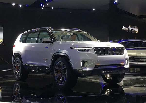 43 The Jeep Grand Cherokee 2020 First Drive