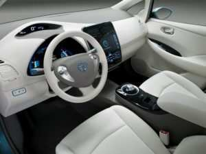 43 The Nissan Leaf 2020 Interior Wallpaper