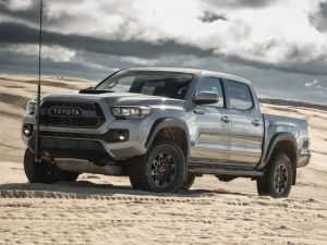 43 The Toyota Tacoma Trd Pro 2020 Speed Test
