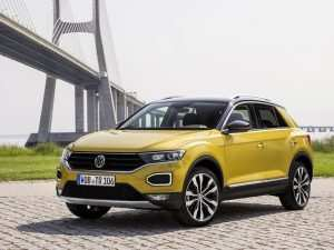 43 The Volkswagen T Roc 2020 Speed Test