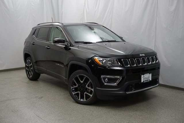 44 A 2019 Jeep 4X4 Spesification