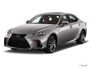 44 A 2019 Lexus Is300 First Drive