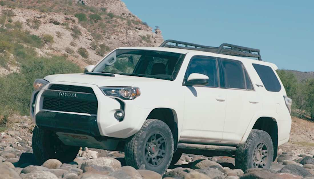 44 A 2019 Toyota 4Runner Trd Pro Review Photos