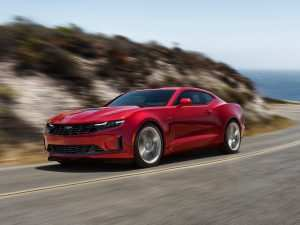 44 A 2020 Chevrolet Camaro Zl1 Concept and Review