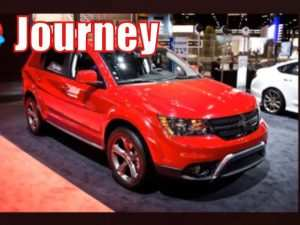 44 A 2020 Dodge Journey Crossroad Style