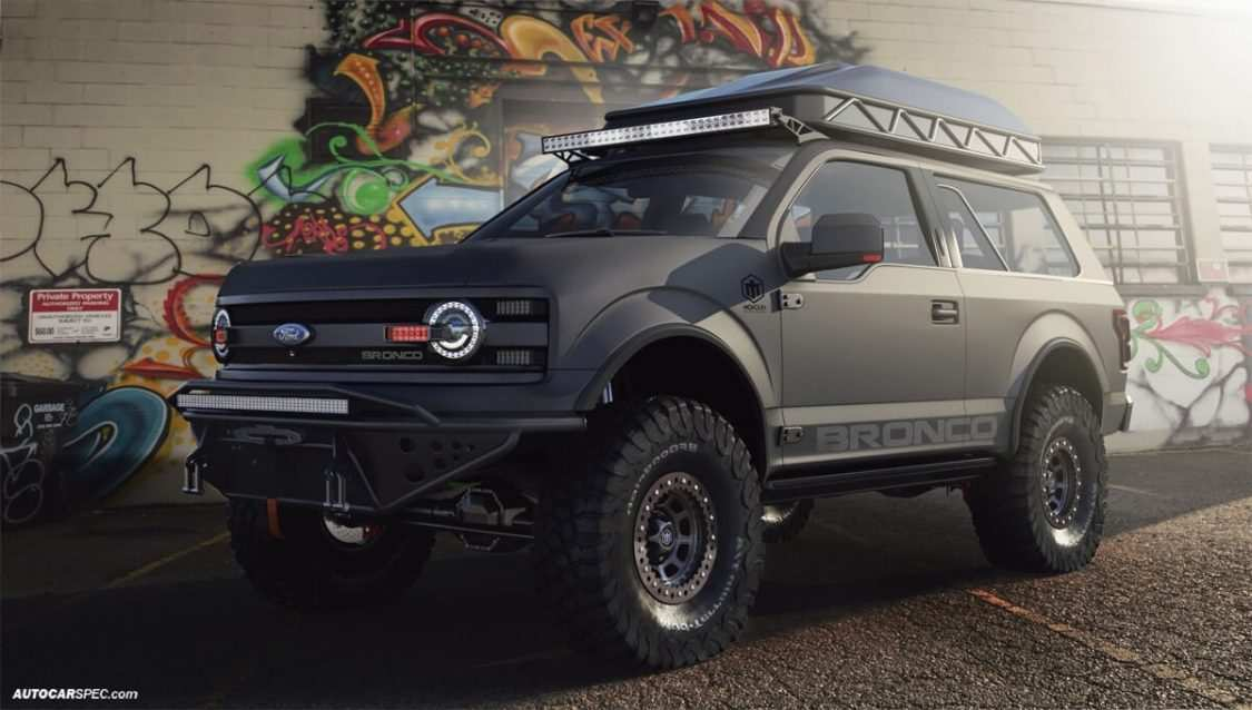 44 A 2020 Ford Bronco Wallpaper Rumors