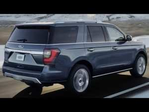 44 A 2020 Ford Expedition Configurations