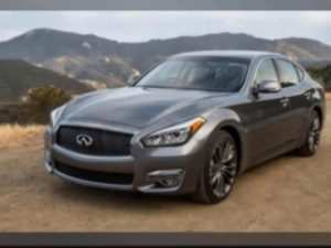 44 A 2020 Infiniti Q70 Redesign History