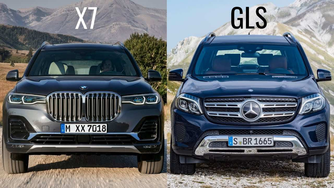 44 A BMW X7 Vs Mercedes Gls 2020 Price And Release Date