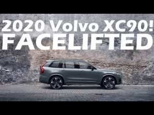 44 A Build 2020 Volvo Xc90 Redesign and Concept
