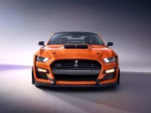 44 A Ford Mustang Gt500 Shelby 2020 Spesification
