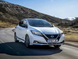 44 A Nissan Leaf 2019 Review History
