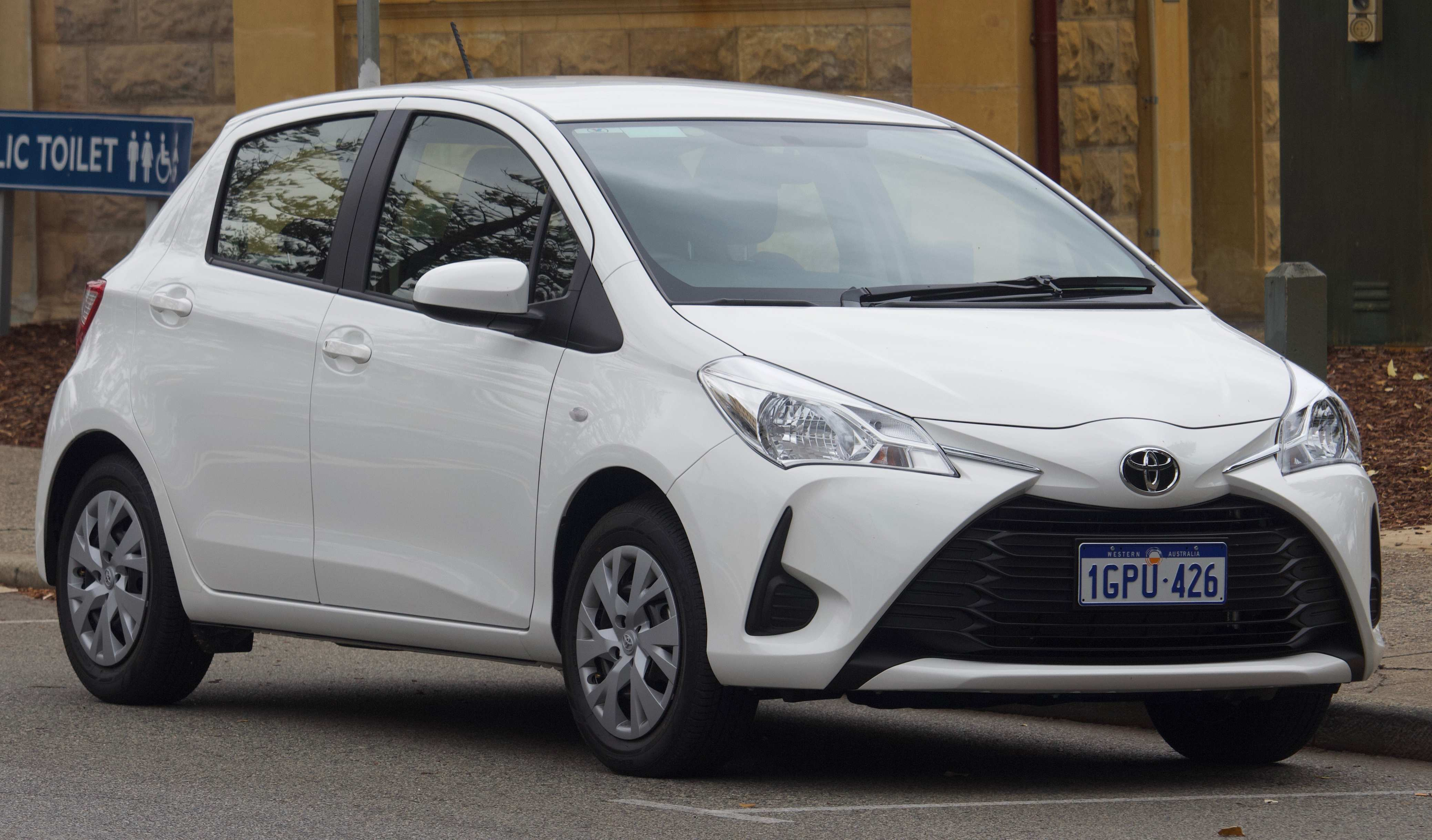 44 A Toyota Yaris 2020 Europe Engine