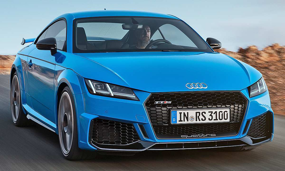 44 All New 2019 Audi Tt Rs Overview