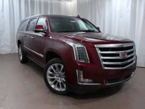 44 All New 2019 Cadillac Escalade Price Style
