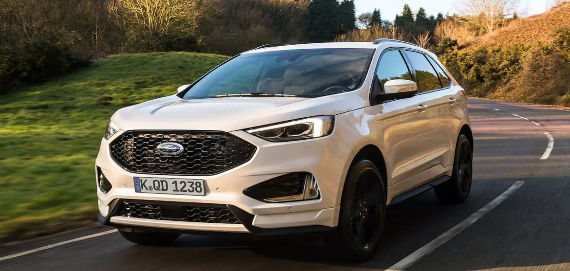 44 All New 2019 Ford Kuga Configurations