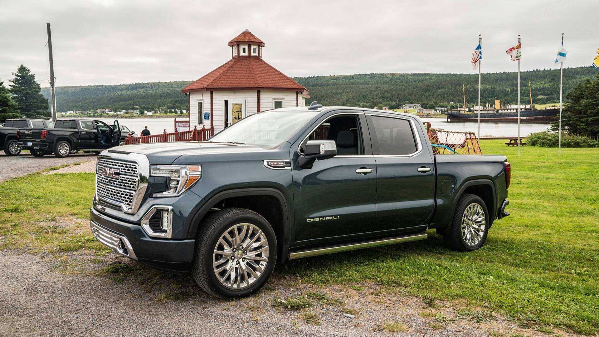 44 All New 2019 Gmc Horsepower Review And Release Date