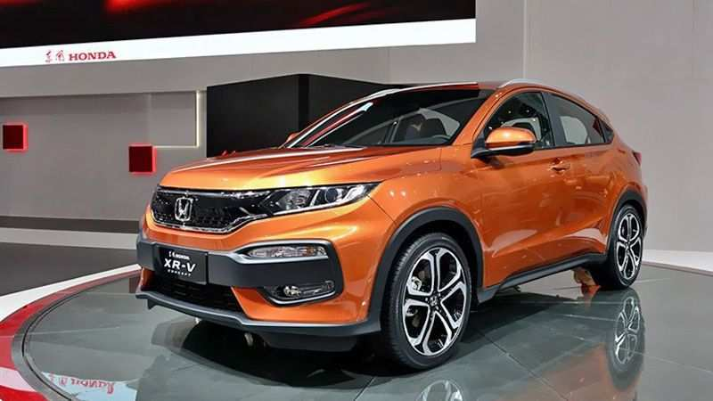44 All New 2019 Honda Hrv Rumors Photos