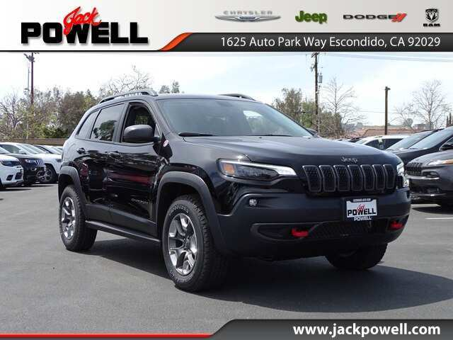 44 All New 2019 Jeep Cherokee Trailhawk Style