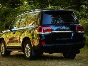 44 All New 2019 Toyota Land Cruiser Redesign Review and Release date