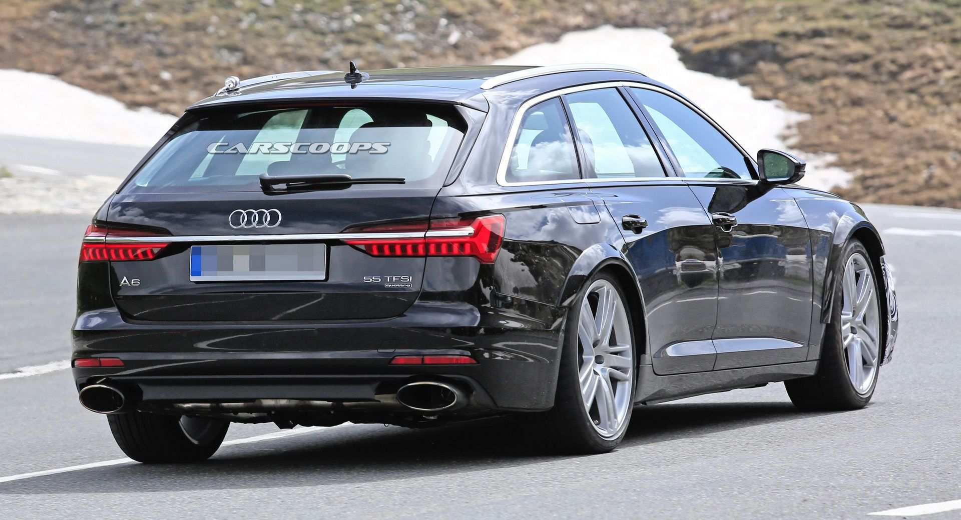44 All New 2020 Audi Rs6 Redesign And Concept